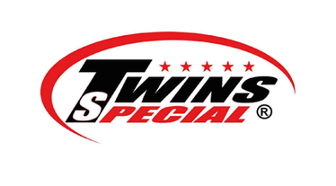 (Thailand) With exclusive quality in its fine craftsmanship and materials, Twins Special is recognized by all international sanctioning bodies and athletic commissions for approved use of their fighting gear in a wide range of competitive disciplines such as Muay Thai, MMA and boxing.  Japanese distributor.