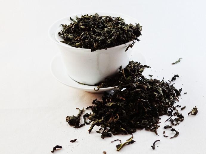Bubble tea from Jasmine green tea Olso