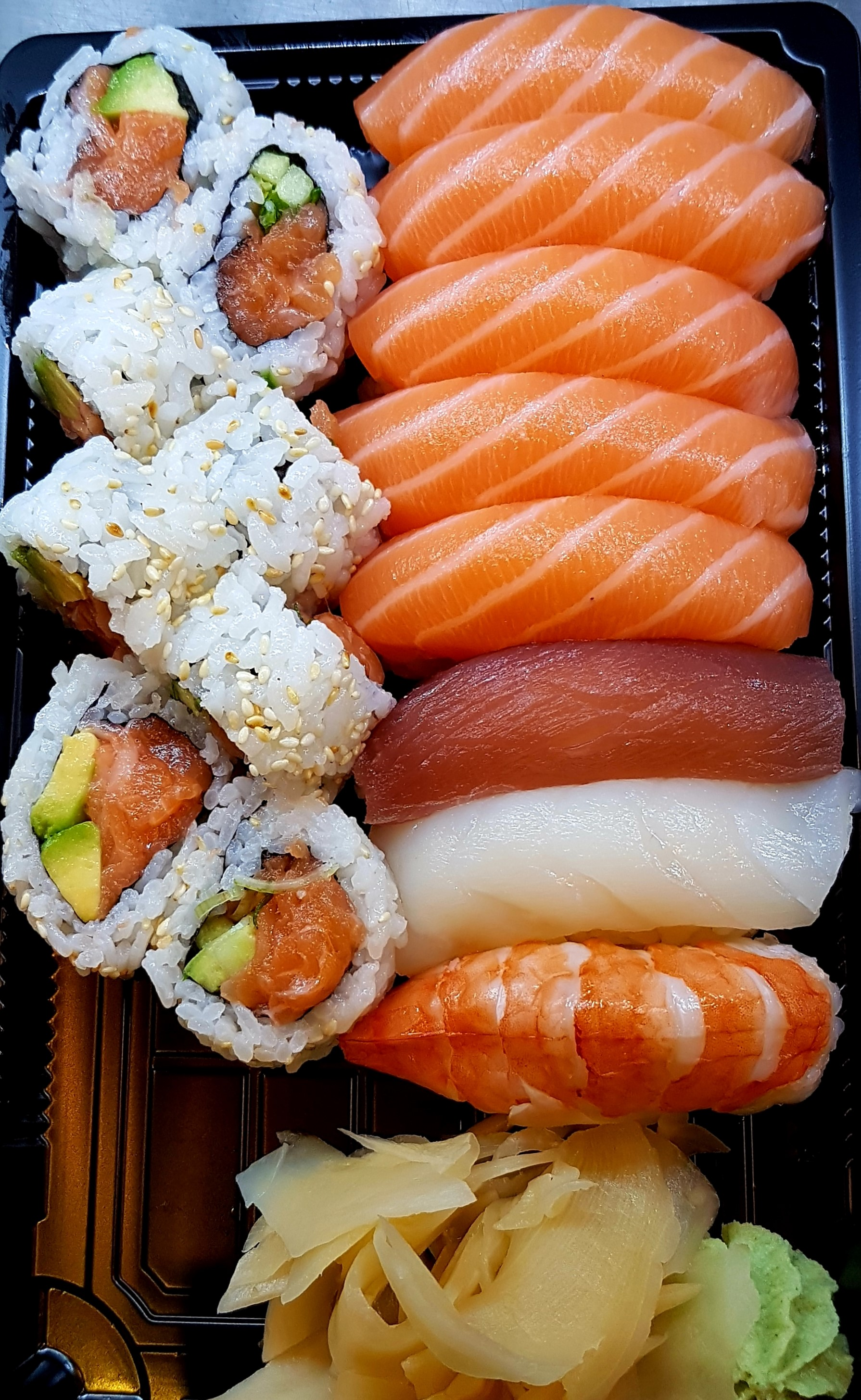 nr 8 stor sushi