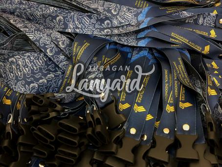 Lanyard Singapore Airlines