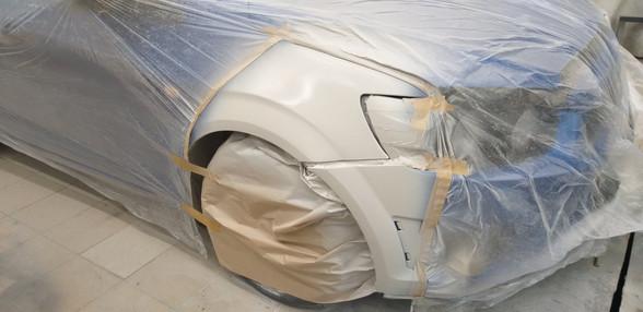 Кузовной ремонт в Тобольске