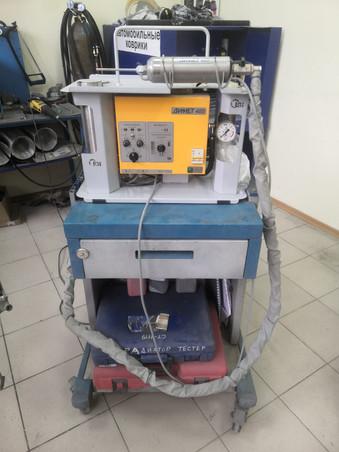 Газодинамическое напыление в Тобольске