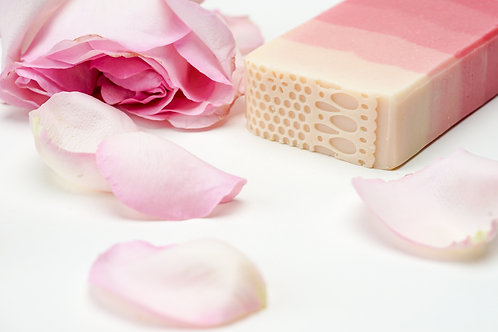 Aloe Vera & Rose Water Soap