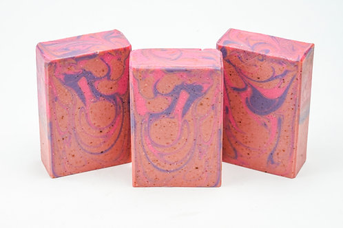 Acai & Red Prickly Pear Cactus Soap