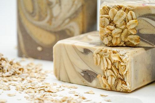 Oatmeal Cashew Milk & Agave Nectar Soap
