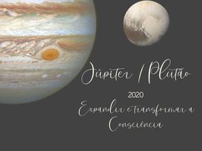Os 3 encontros de Júpiter e Plutão para revelar a Verdade