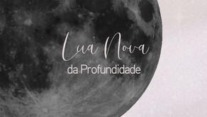 A Lua Nova da Profundidade