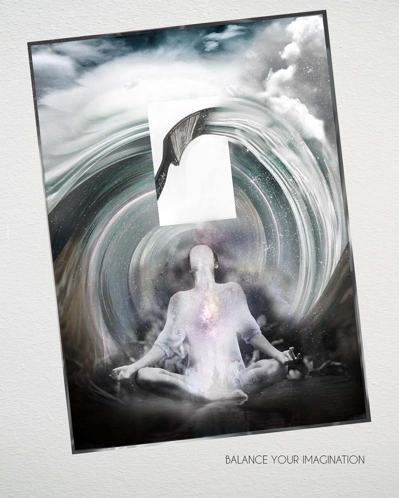 Balance Your Imagination Design.