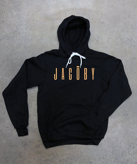 Jacoby Pullover (Black/Orange)