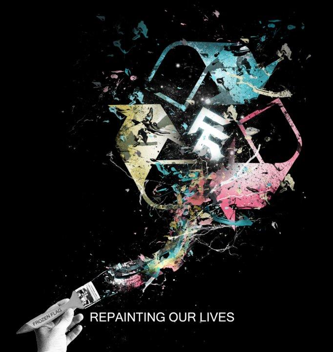 Repaint Our Lives Design.