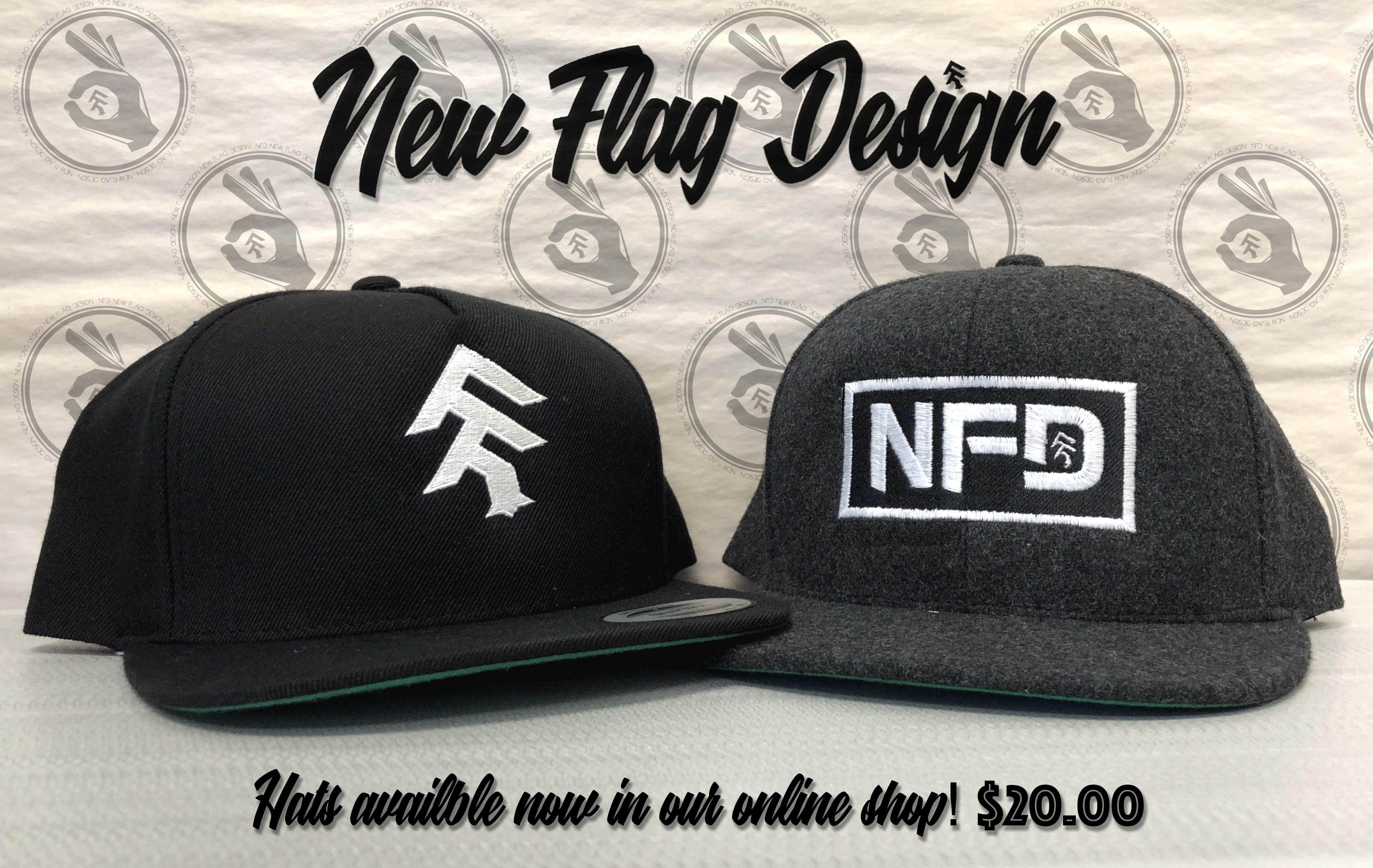 NFD Embroidery.
