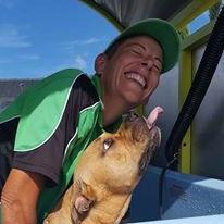 jackie dirty dog hydrobath