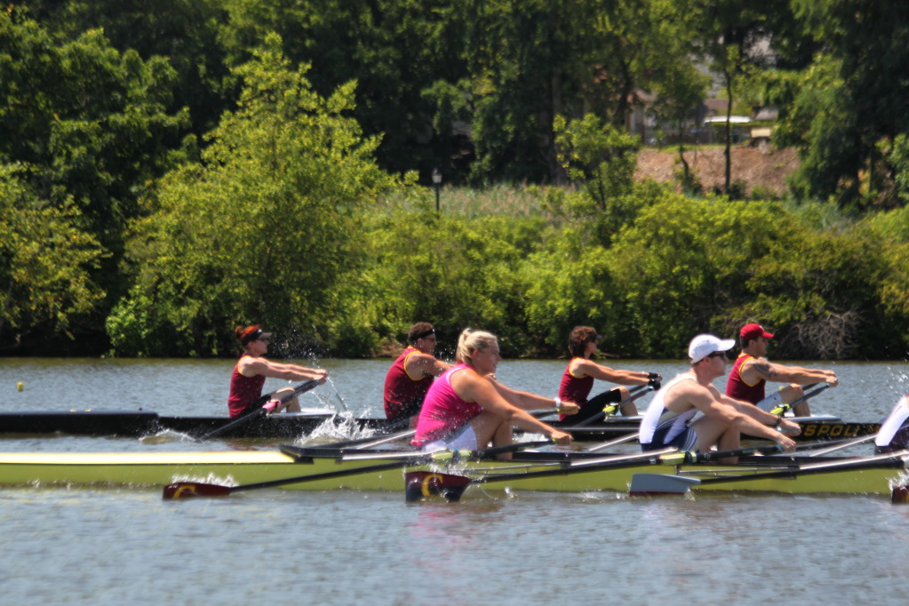 All Levels of Masters Rowing