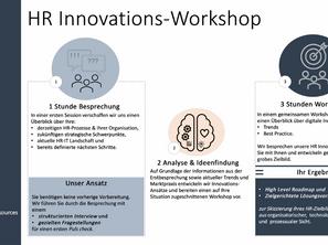 HR 4.0 - Ihr Wegweiser für die digitale Transformation im HR-Bereich