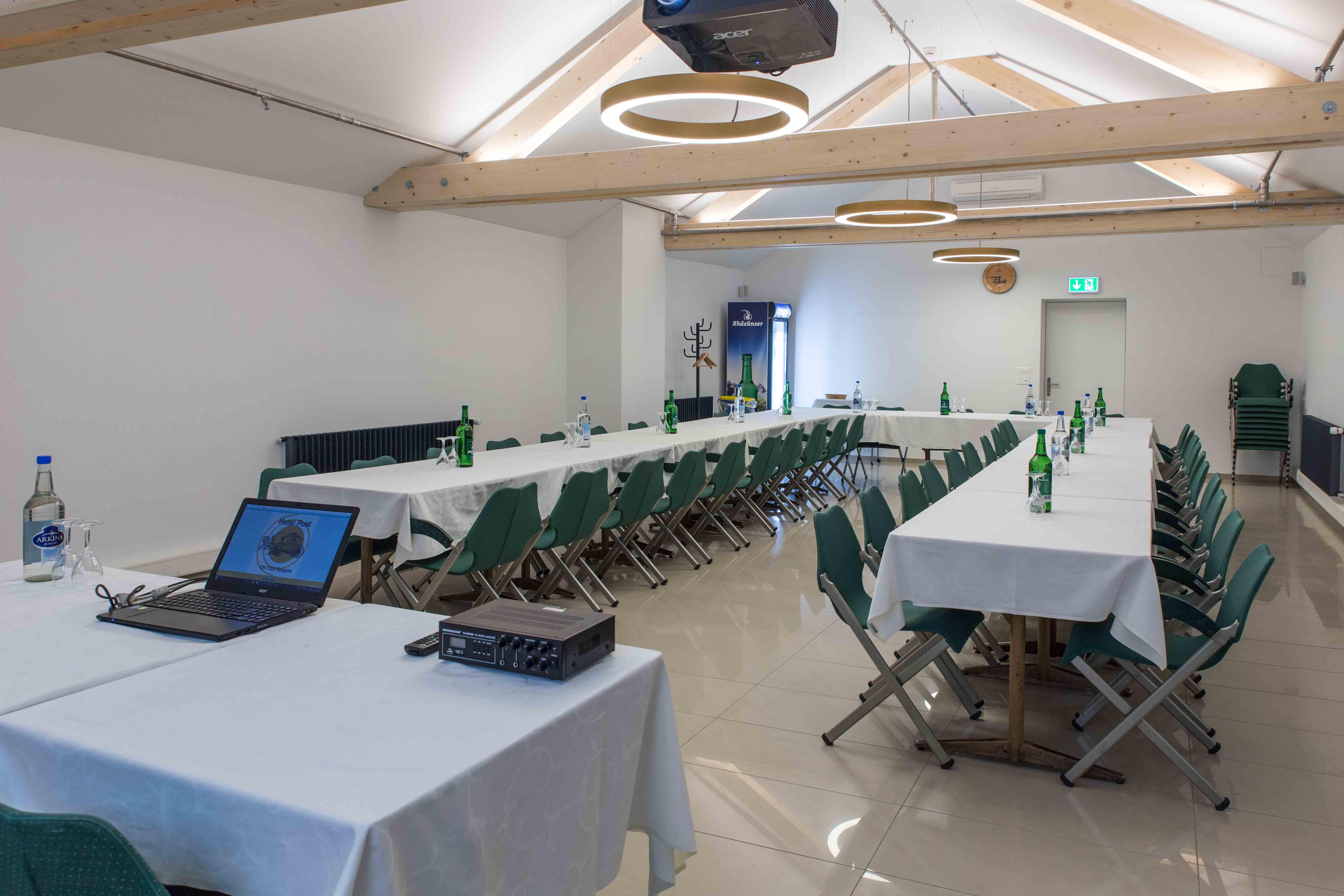 Seminar / Konferenz/ Sitzung Heidiland