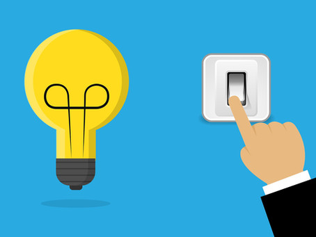 Almost 1 million customers switched electricity suppliers last month!