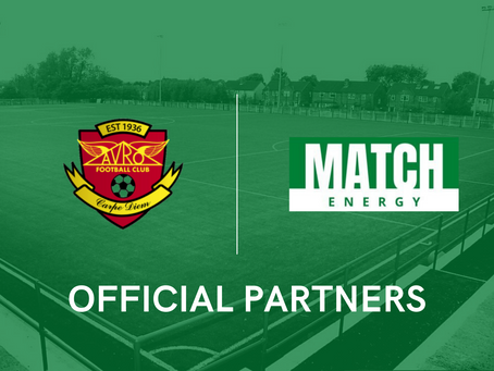 Announcing our partnership with Avro FC