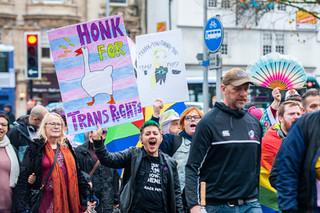 Trans Pride South Weat