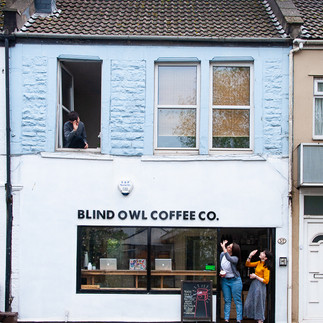 ROBYN, BLIND OWL COFFEE CO.