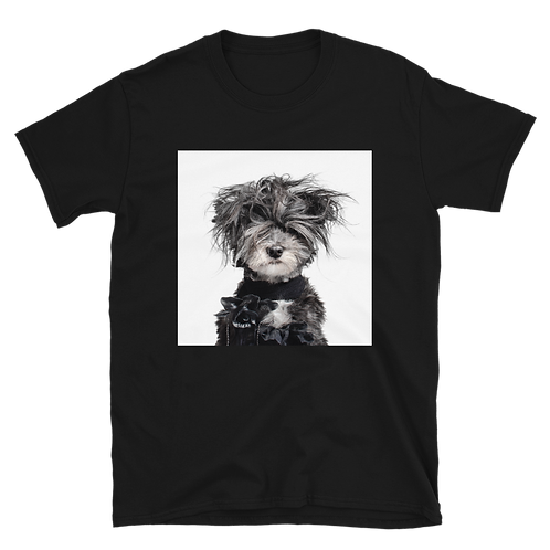 Rock n Dog : Goth T-Shirt, Unisex
