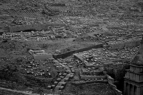 Jerusalem 60x90 cm