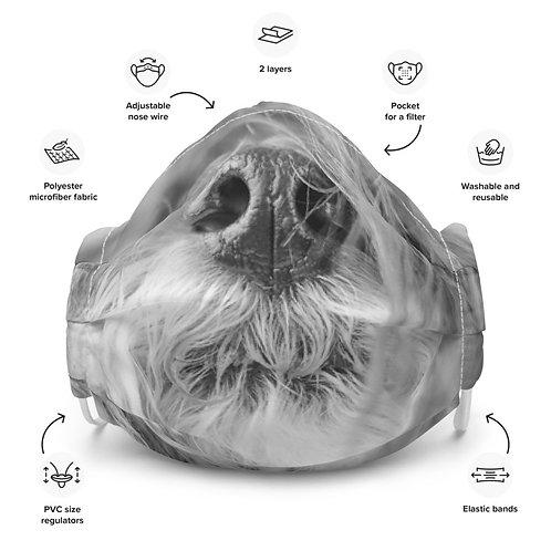 Protective Face Mask - Aida