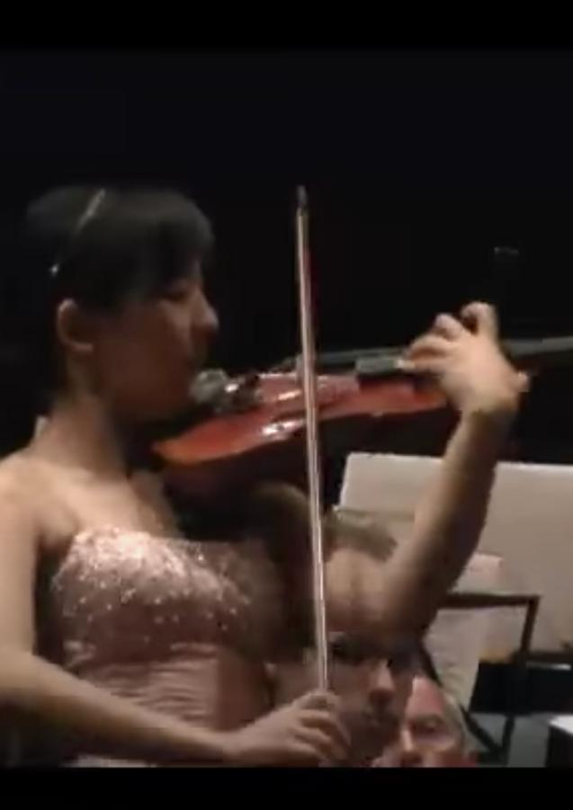Tchaikovsky Violin Concerto with maestro Berthold Mann-Vetter and the Jugendsinfonieorchester des Main-Taunus-Kreises