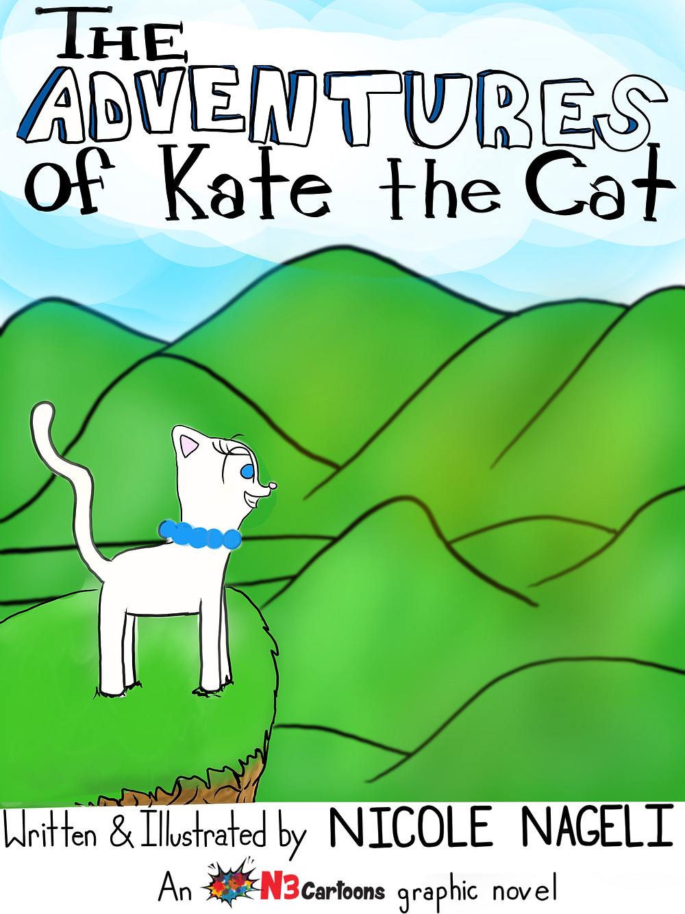 The Adventures of Kate the Cat