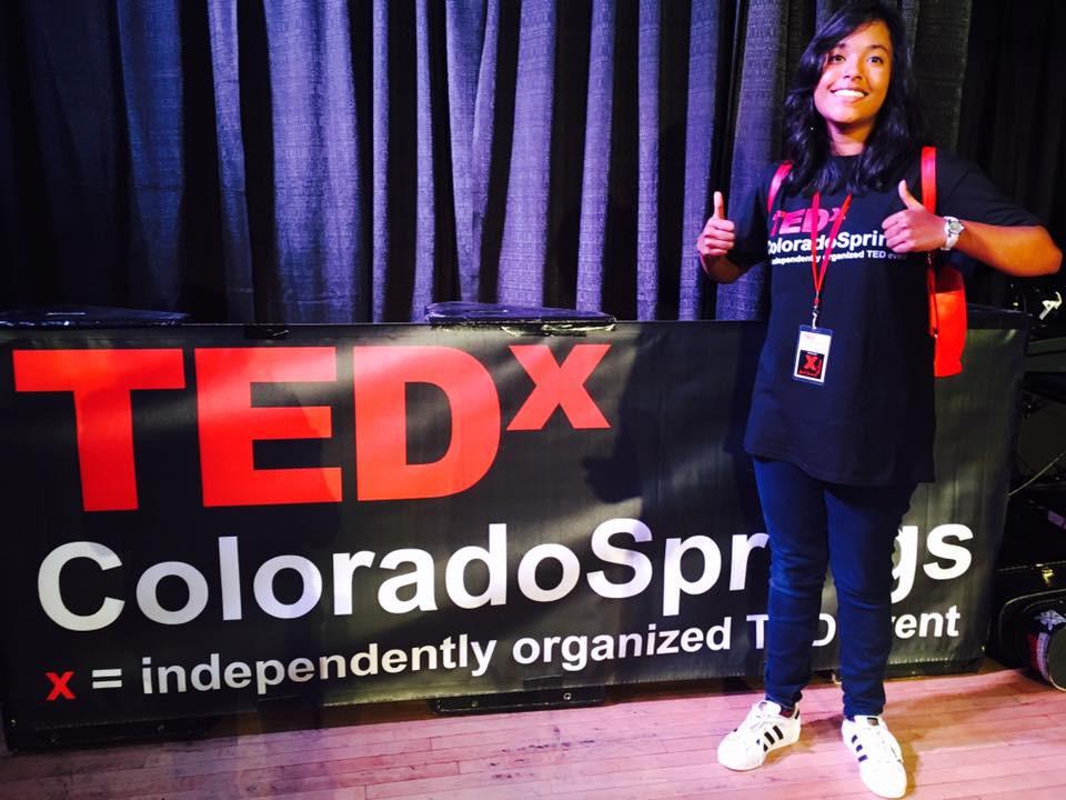 TEDxColoradoSprings Nicole Nageli