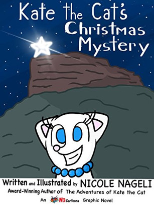 Kate the Cat's Christmas Mystery!