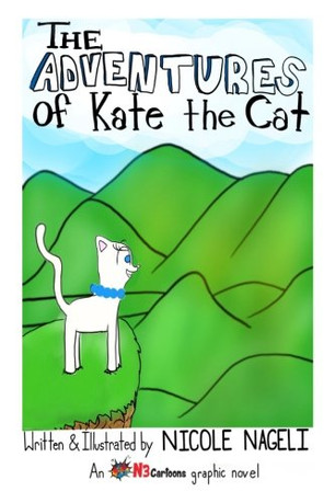 The Adventures of Kate the Cat won the 2016 Moonbeam Children's Book Award!