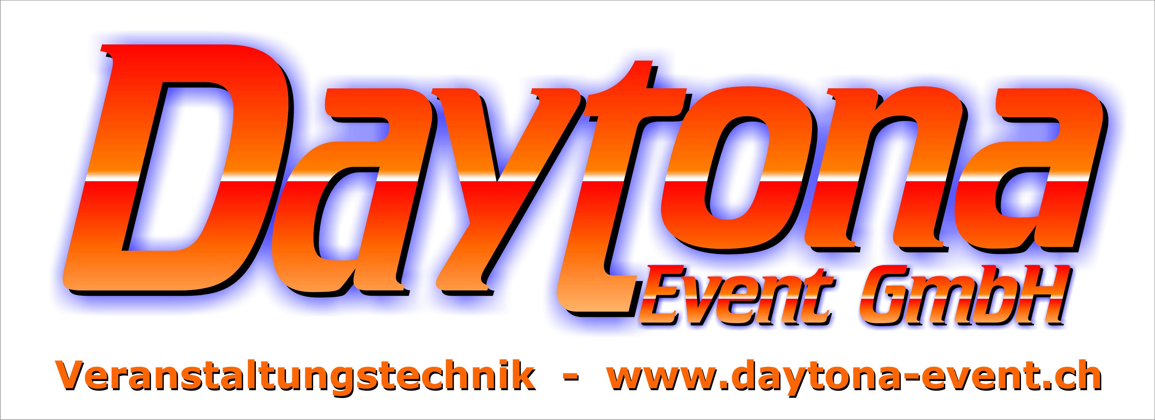 Logo mit Hintergrund weiss Daytona