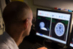 Ultrasound images, Chesterfield Royal Hospital