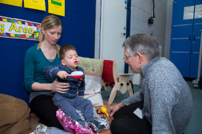 Paediatrics Therapy, Chesterfield Royal Hospital