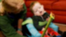 Paediatrics Physiotherapy, CRH