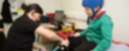 Paediatrics Therapy, CRH