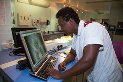 Radiographer at Chesterfield Royal
