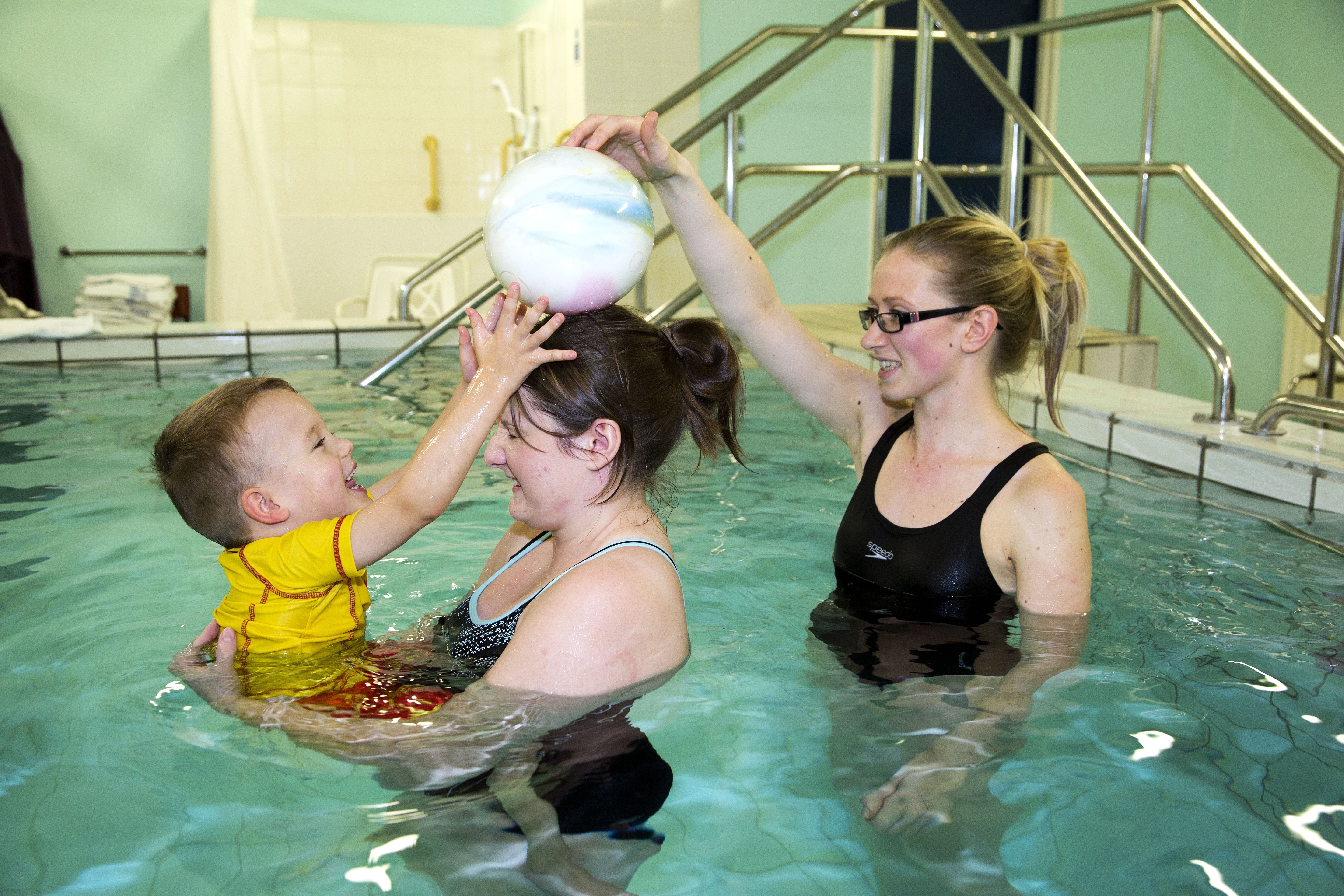 Physiotherapist - hydrotherapy