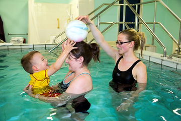 Paediatrics Physio - Hydrotherapy, Chesterfield Royal Hospital