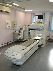 Gamma camera, Chesterfield Royal