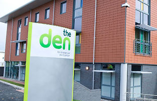 The Den, Chesterfield Royal Hospital