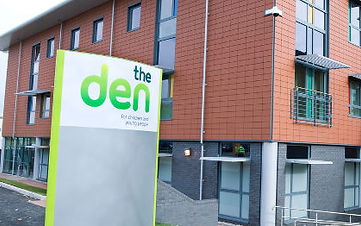 The Den, Chesterfield Royal Hospital