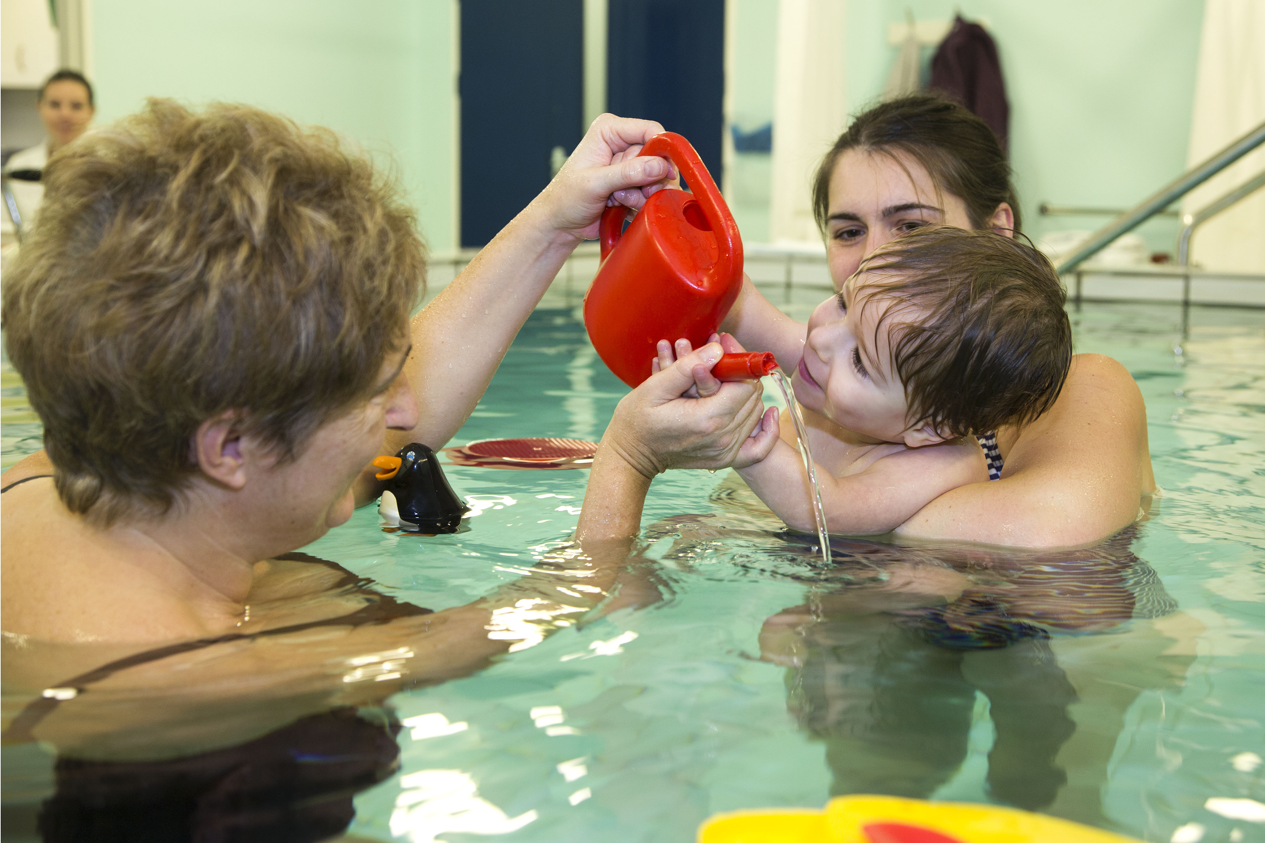 Hydrotherapy - paediatric physio