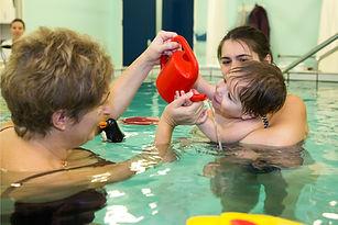 Paediatrics Physio - Hydrotherapy