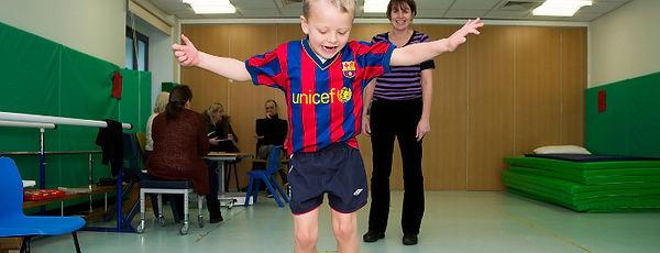 Paediatrics Physiotherapy