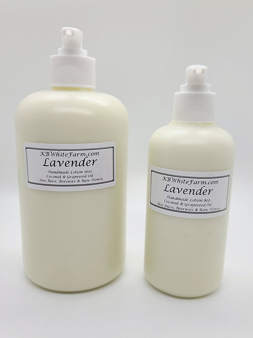 Lavender Lotion Large 16oz.