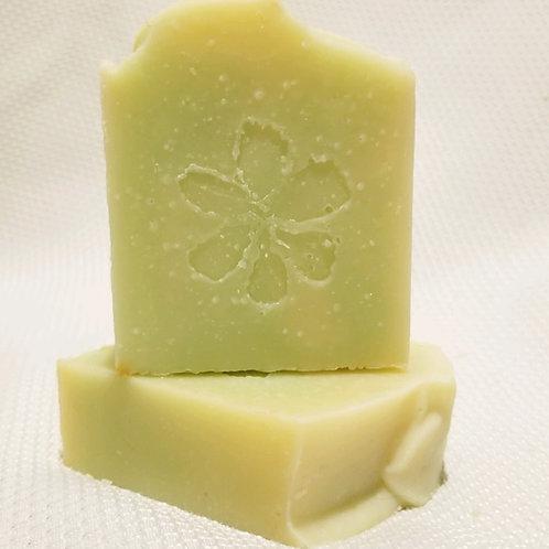 Rosemary, Aloe and Orange Large Bar Soap