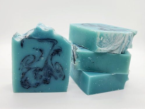 Turquoise Soap