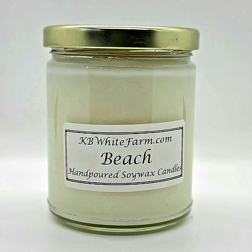 Beach Soywax Candle 9oz.