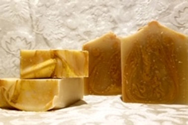 Goat Milk, Mimosa and White Musk Soap